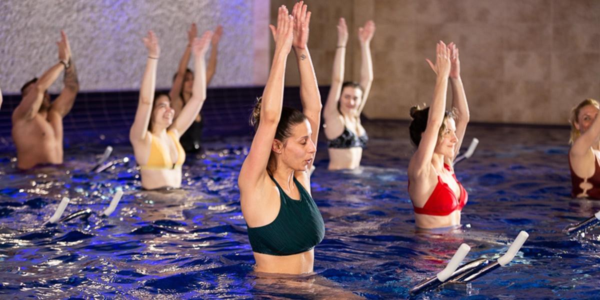 Életmódváltók Aqua Training óráinkon