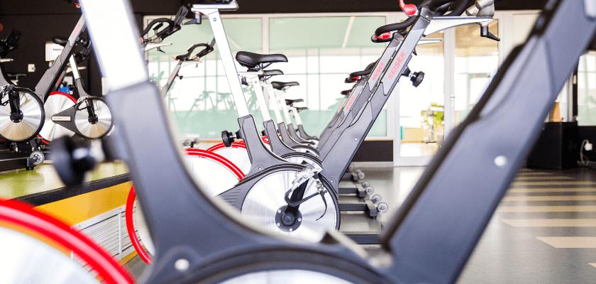 Kerékpáros edzések a Springdayben